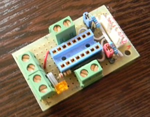 board lm293d
