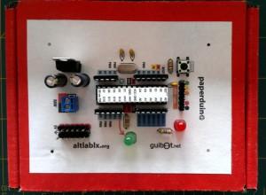 paperduino - arduino project