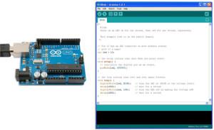 Arduino Lesson1 - ArduinoIDE