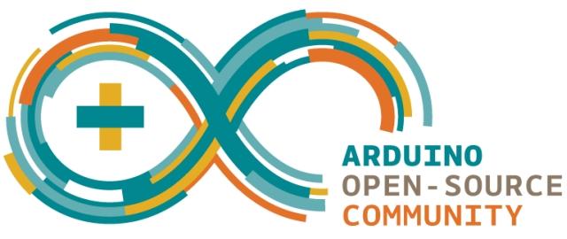 Логотип Arduino Open Source Community