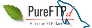 Логотип Pure-FTPd