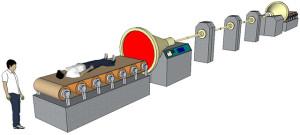 Телепортатор из оптического пинцета