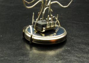 Навесной монтаж, простая схема - Рождественский светильник на attiny13