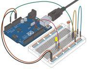 Фоторезистор. Arduino. Урок 6 - Код программы