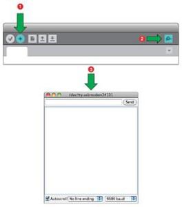 Среда програмирования Ардуино ИДЕ Опен Монитор
