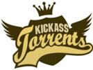 Логотип Kickass.to - Англо язычный битторрент