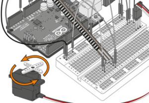Миниатюра к уроку №9. Arduino и Датчик Изгиба