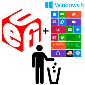 UEFI + Windows8 - Фтопку