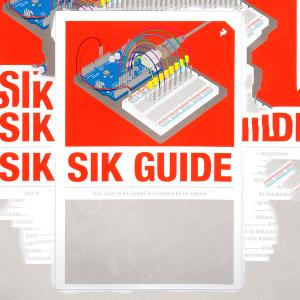 Перевод книги на руском: SIK GUIDE, Уроки Arduino - Быстрый старт