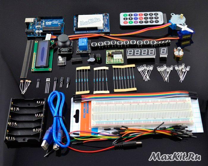 Arduino UNO Starter Kit - Конструктор Arduino