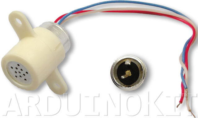 Электретный конденсаторный микрофон МКЭ-3