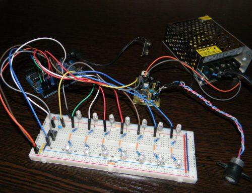 ЦВЕТОМУЗЫКА своими руками из Arduino — 7 каналов