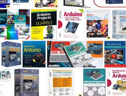 Книга Arduino находилась в свободном доступе ровно год
