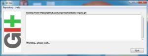 Скачивание файлов с GitHub