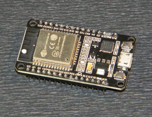 ESP32 Wi-Fi модуль. Подключение