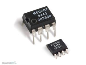 MSGEQ7 корпус DIP и SOIC